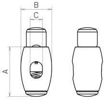 CL60S寸法用画像