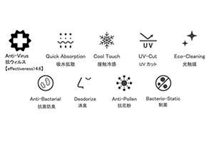9つの機能