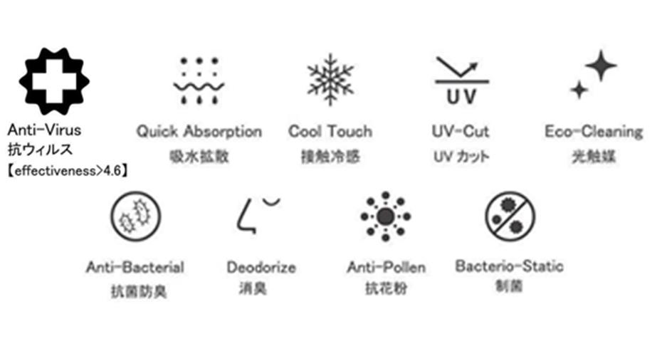 マスクの9つの機能